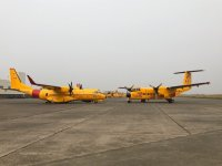Royal Canadian Air Force Receives Its First New Fixed-Wing Search And Rescue CC-295 Aircraft