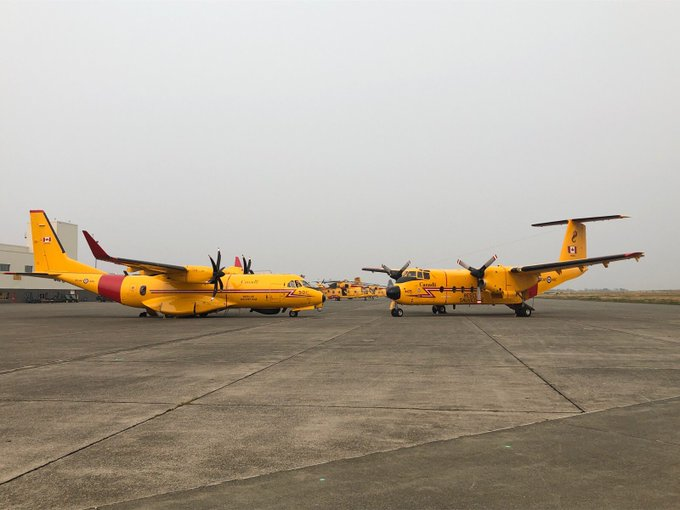 The new generation C295 FWSAR will replace the previous generation of search and rescue fleet, the Royal Canadian Air Force Buffalos