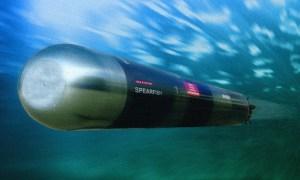 Royal Navy Says New Torpedo Ready to Enter Service