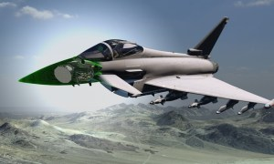 UK to Invest £317 Million to Develop AESA Radar for Royal Air Force Typhoon