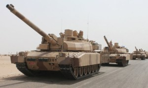 United Arab Emirates to Donate 80 Leclerc Main Battle Tanks to Jordan