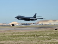 US Air Force Completes B-1B Lancer Bomber's IBSM Upgrade