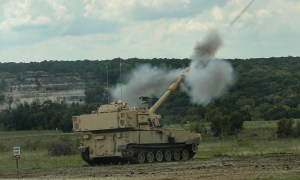 US Army 3rd Armored Brigade Combat Team Receives M109A7 Paladin Howitzer