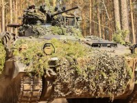 Bundeswehr Keeps Marder Infantry Fighting Vehicle in Shape