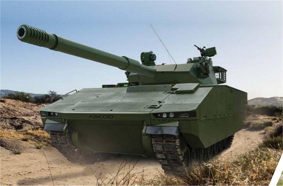 Elbit Systems' Sabrah Light Tank