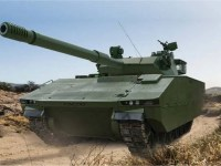Elbit Systems' Sabrah Light Tank