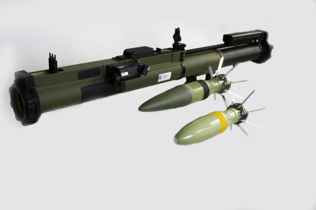 Nammo M72 MK2 Enhanced Capability Lightweight Antitank Weapon (EC LAW)