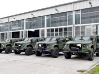 Oshkosh Joint Light Tactical Vehicles (JLTVs)