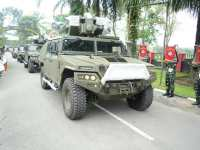 Indonesia Army Receives New Batch ForceSHIELD Air Defense System