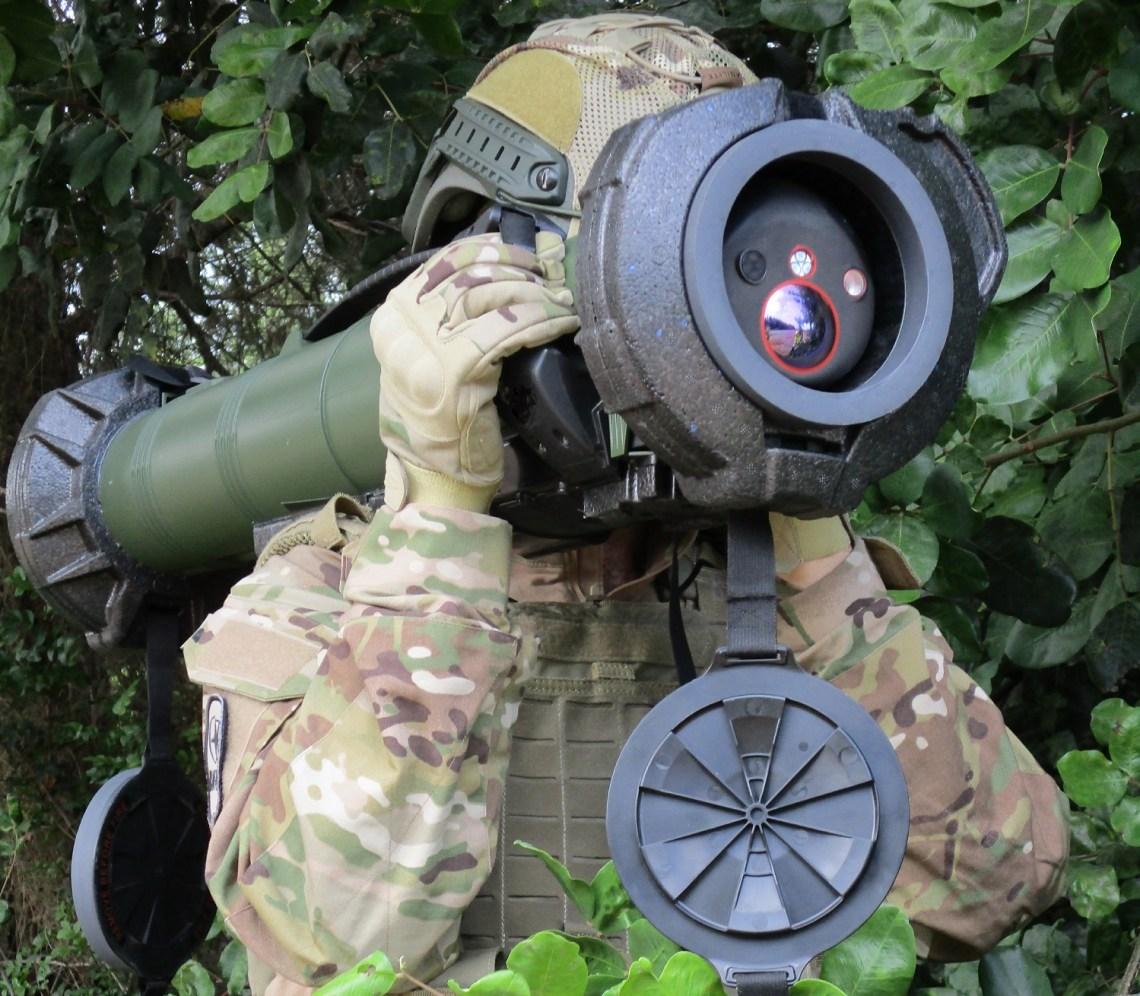 Rafael Advanced Defense System SPIKE SR