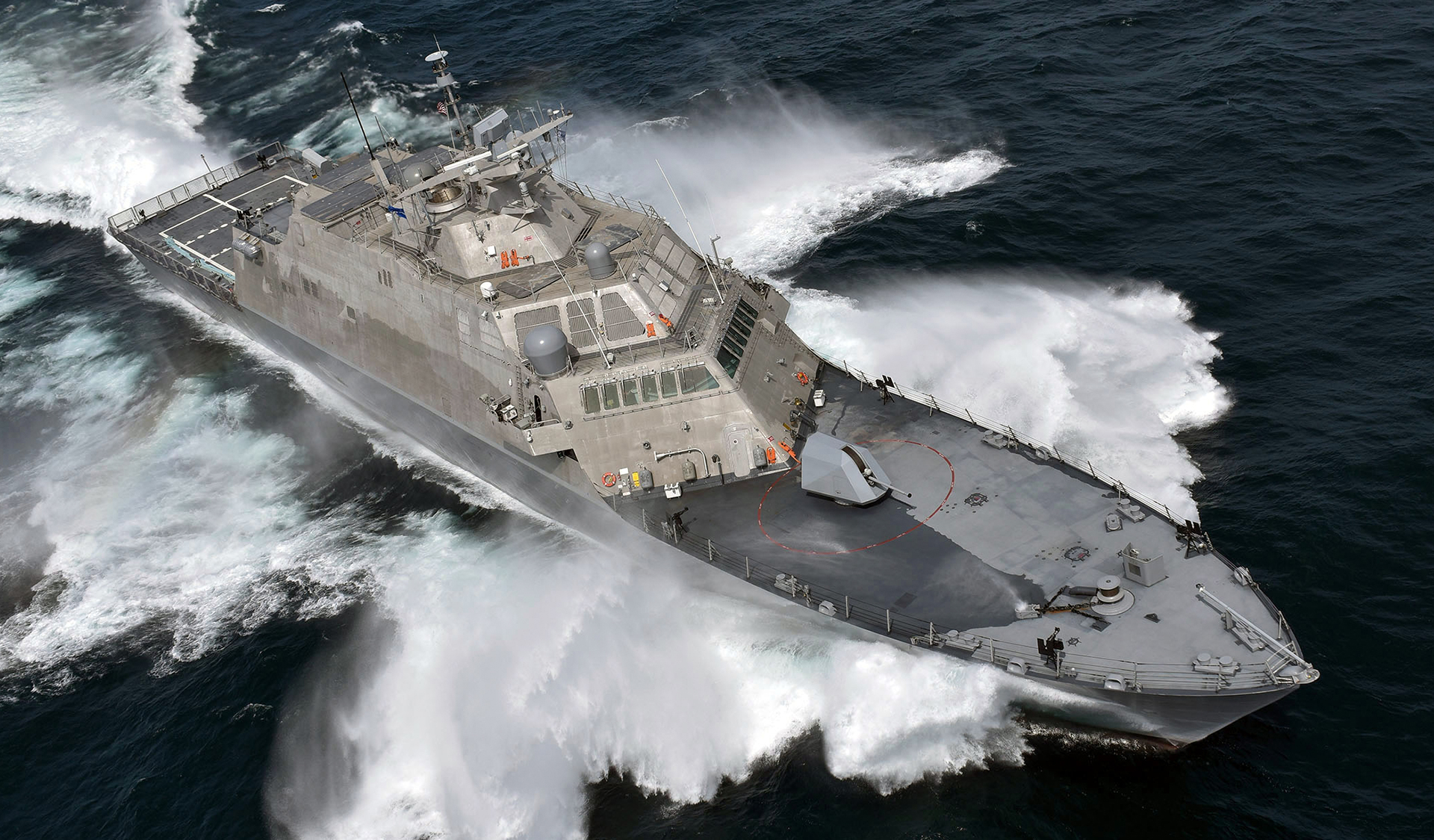 Lockheed Martin Freedom class (littoral combat ship program)