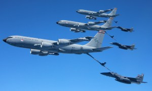 Meta Aerospace Buys Retired Republic of Singapore Air Force's KC-135R Tanker Aircraft