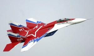 Mikoyan MiG-29M Multifunctional Frontline Fighter