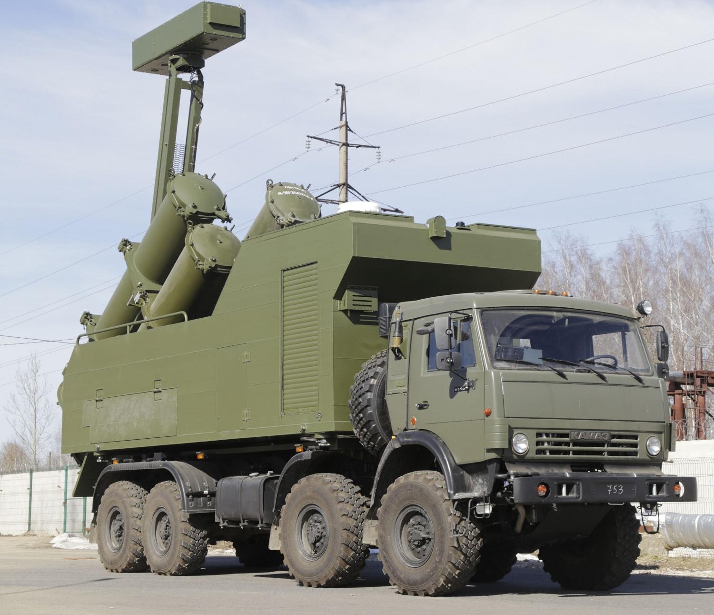 Rubez-ME Coastal Tactical Missile System