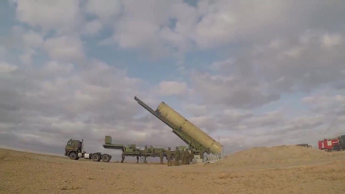 Russia's Aerospace Force Successfully Test-Fires New Anti-Ballistic Missile (ABM) Defense System