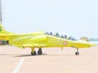 Hindustan Aeronautics Limited Resumes Spin Tests of Intermediate Jet Trainer (IJT)