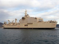 OCCAR Signs Contract Amendment N° 4 for Italian Navy Auxiliary Ship Vulcano