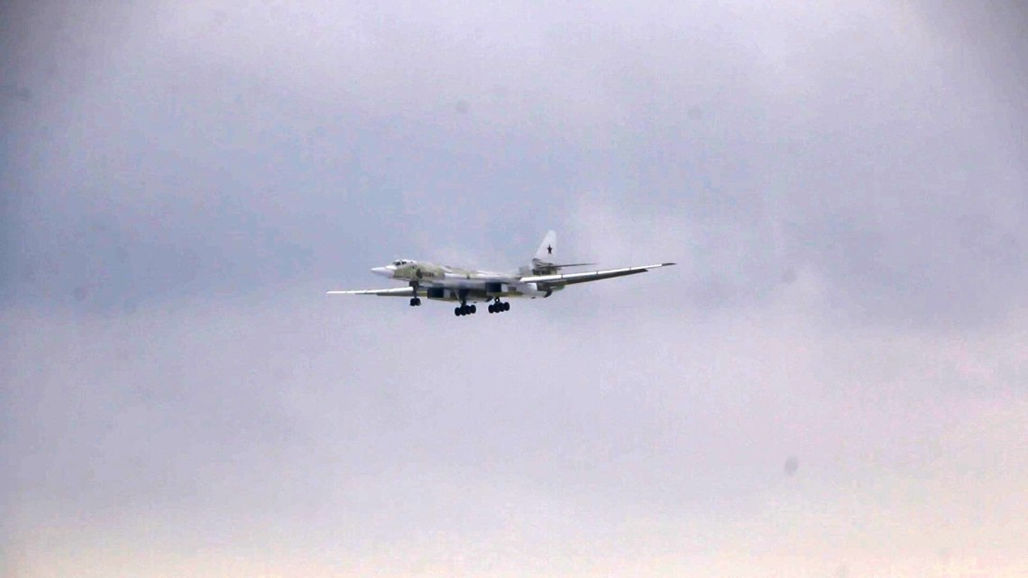 Russia's modernized Tu-160M ​​missile bomber has succesfully performed its maiden flight with new serial engines NK-32-02