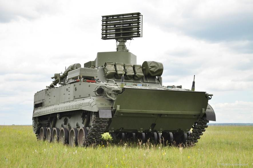 Barnaul-T Air Defence Units