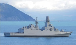 Egyptian Navy Takes Delivery of ENS Al-Galala (FFG-1002)