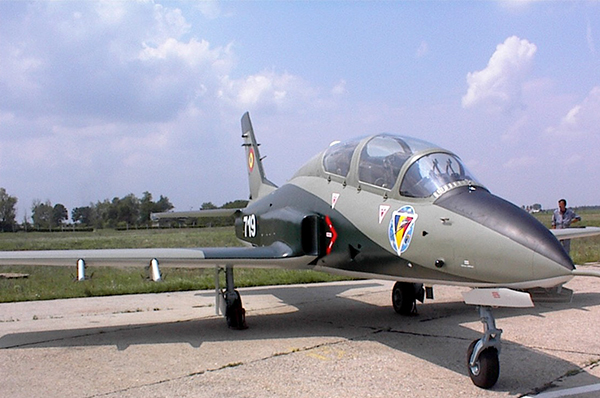 Elbit Systems Awarded $27 Million Contract to Upgrade Romanian Air Force's IAR-99 Trainer Aircraft