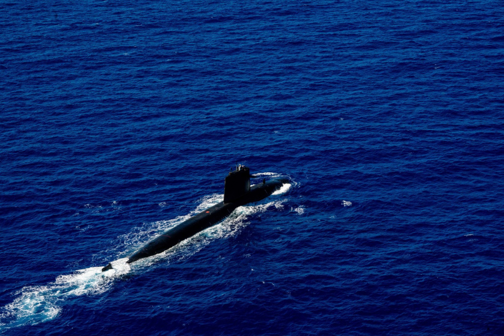 French Nuclear Submarine Deployment Presents Rare Training Opportunity for US Navy USS Asheville 6