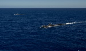 French Nuclear Submarine Deployment Presents Rare Training Opportunity for US Navy USS Asheville