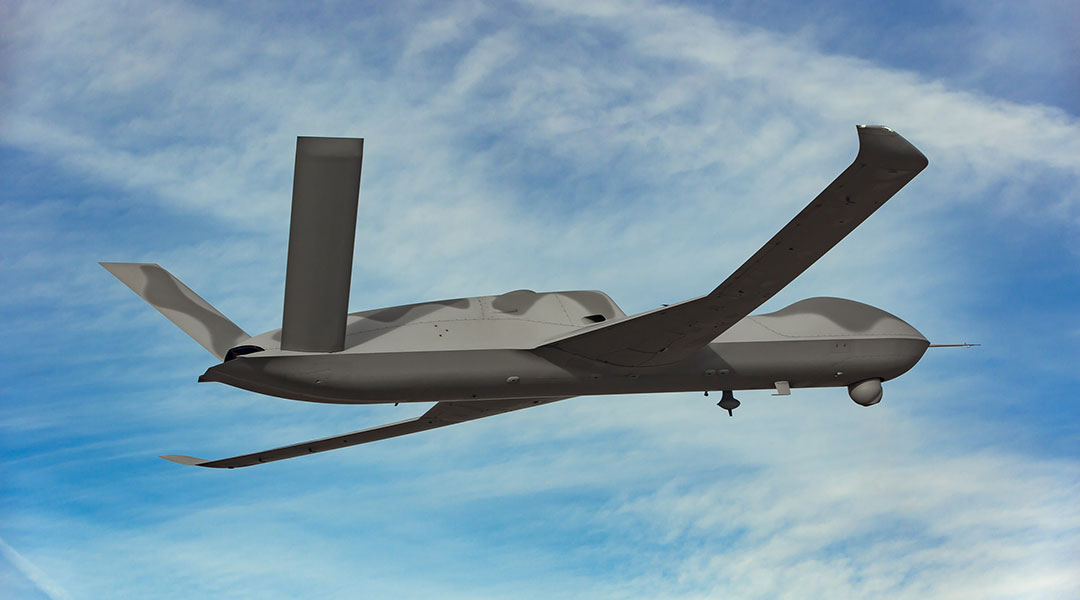 General Atomics Demonstrates Government-Supplied Code Autonomy Engine