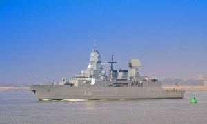Hensoldt and IAI to Offer Elta Long-Range Radar for German Navy F124 Frigates