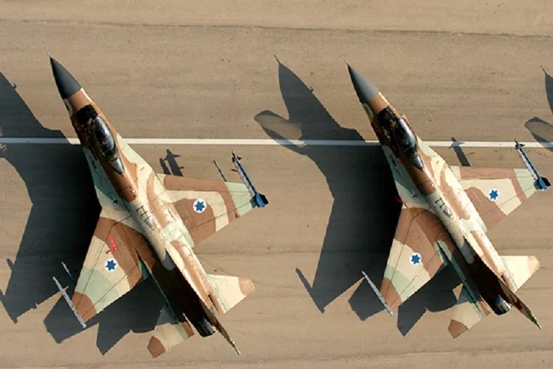 Israeli Defense Ministry to Sell Surplus F-16s to Canadian Company Top Aces for $100 Million