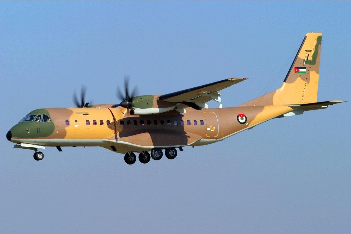 Myanmar Acquiring C-295 Aircraft from Royal Jordanian Air Force