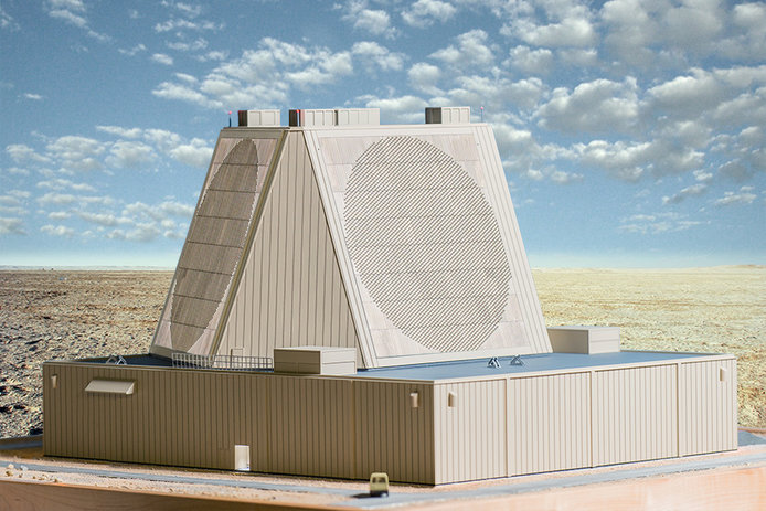 Raytheon Awarded $13 Million Contract Modification for Qatar Early Warning Radar (QEWR)