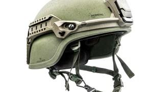 Rheinmetall and Galvion Provide New Combat Helmets to German Military