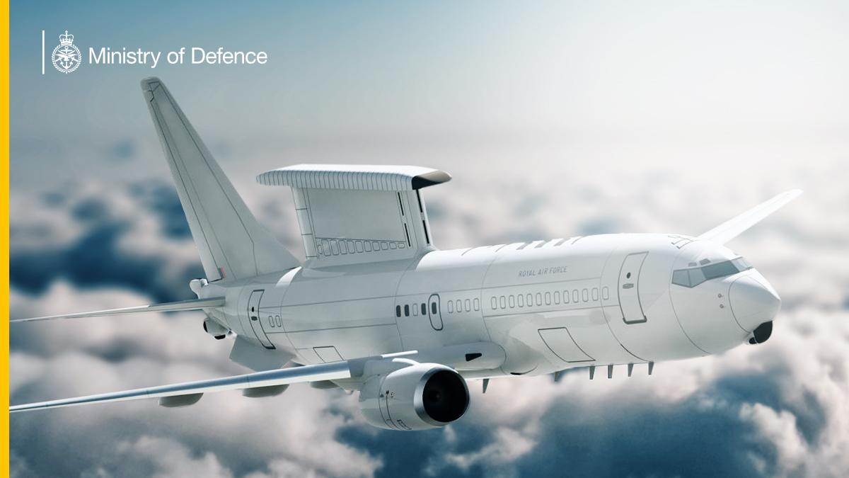 Royal Air Force to Base E-7 Wedgetail AEW Aircraft at Lossiemouth