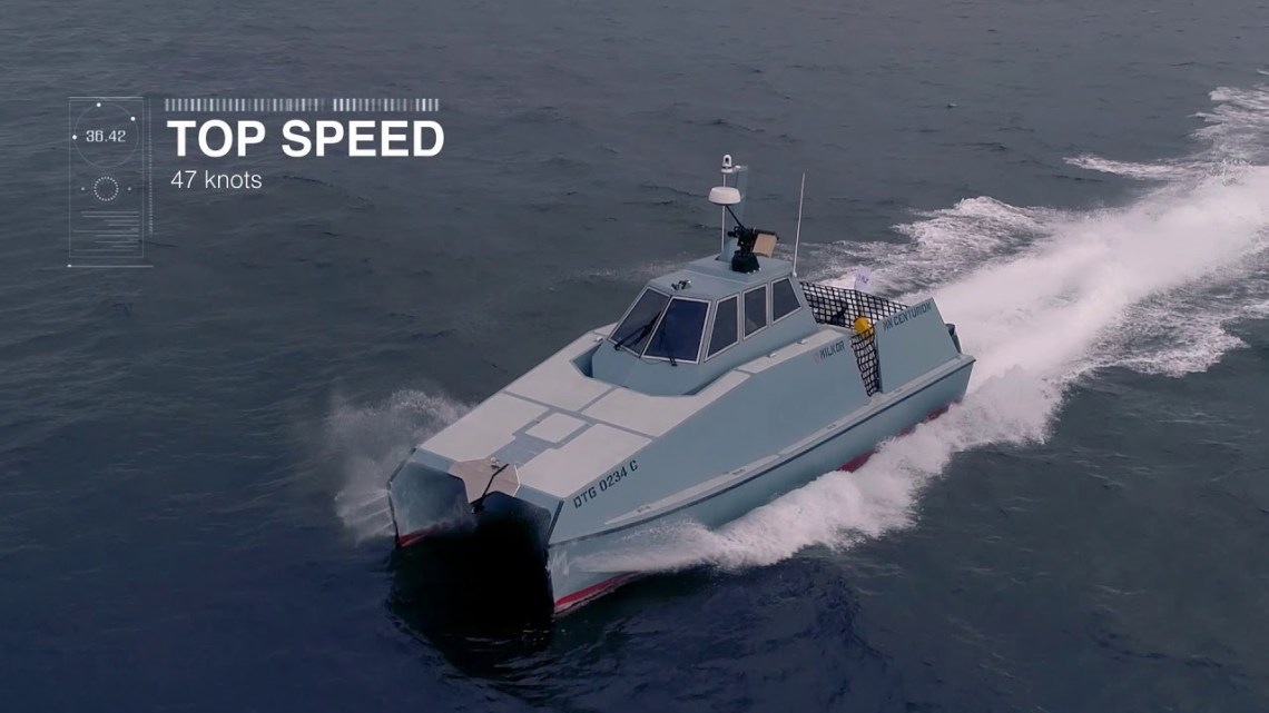 South African Milkor Completes Sea Trials with Its MN Centurion High-speed Interceptor Craft