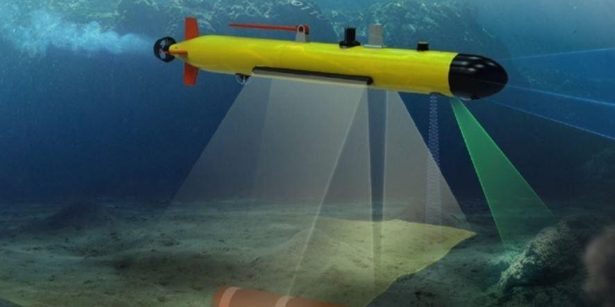 South Korean LIG Nex1 to Develop Autonomous Underwater Mine Detector