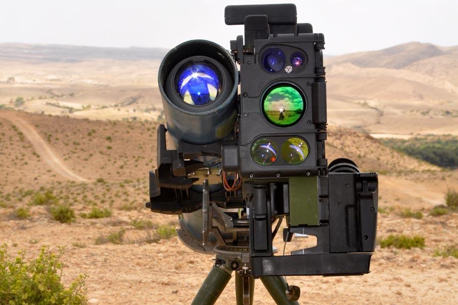 Spike-MR Medium Range Anti-Tank Guided Missiles