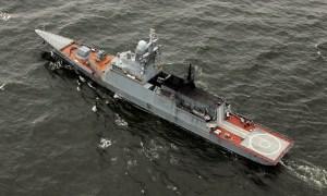 Russian Navy Steregushchiy-class corvette (Project 20380)