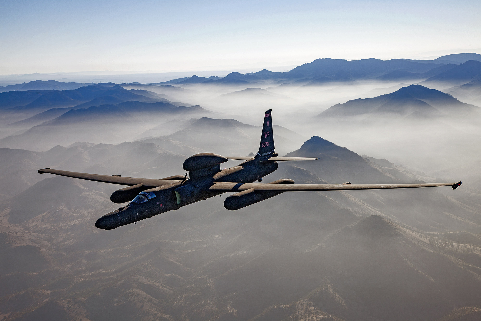 Lockheed U-2 Reconnaissance Aircraft with AI Kubernetes Upgrade Makes Flight