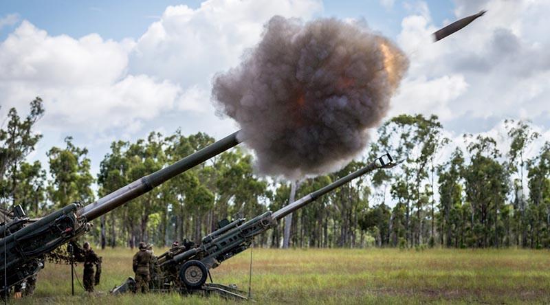 US Approves $ 132 Million Ammunition Sale to Australia