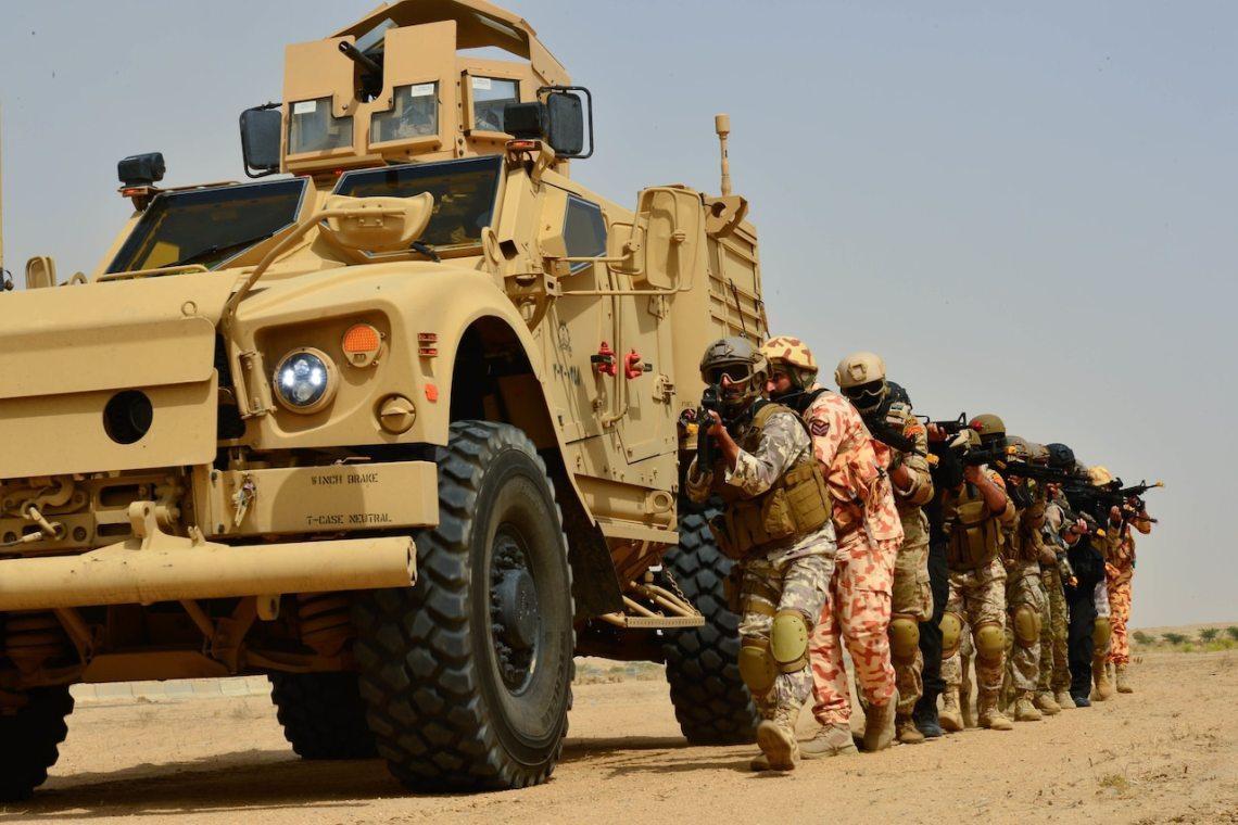 US Defense Officials Discuss Special Operations Irregular Warfare Initiatives