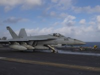 US Navy Nimitz Carrier Strike Group Supports Operation Octave Quartz