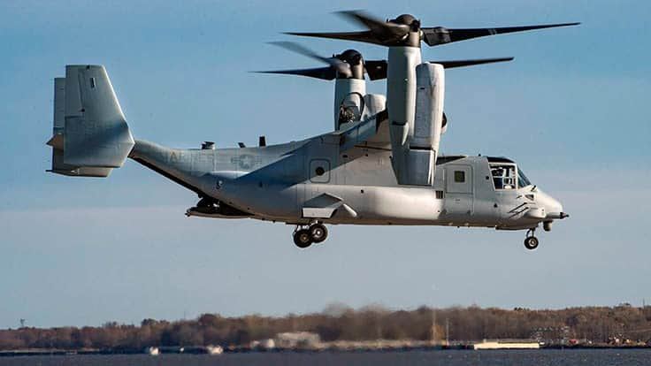 V-22 Osprey Common Configuration – Readiness and Modernization (CC-RAM)