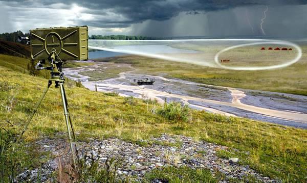 1L227 Sobolyatnik radar