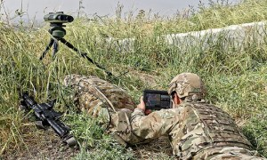 Elbit Systems Dismounted Joint Fires Integrators (D-JFI) solution