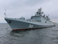 India Procures from Ukraine M90FR Gas Turbine Engines for ex-Admiral Grigorovich-class Frigates