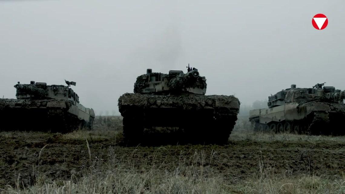 Austrian Armed Forces Panzer Battalion 14
