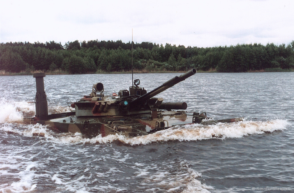 BMP-3F Infantry Fighting Vehicles