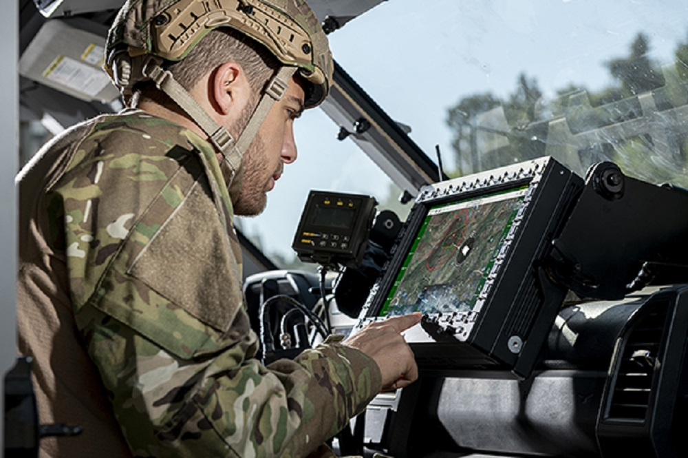 """Elbit Systems Enhanced Tactical Computers (""""ETC"""") MK7"""