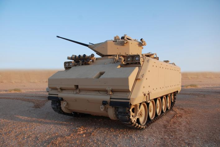 FNSS SABER One-Man Medium Caliber Turret